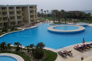 ROYAL THALASSA MONASTIR [ex.RADISSON BLU RESORT&THALASSO] 5*